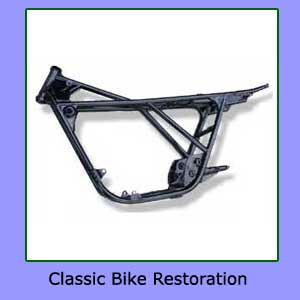 motorcycle restoration