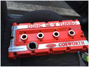 Cosworth Engine Cover