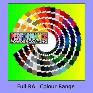 ral colours